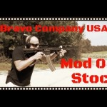 BCM Mod 0 Gunfighter AR-15 Stock