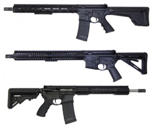 Kavod Custom KVD-15 Rifles