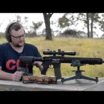 Sharps 25-45 AR-15 Rifle Build
