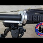 Sisk Rifles Handguard Extending Picatinny Rail