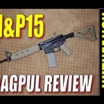 Smith Wesson MP15 Magpul