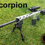 Unique-ARs Handguard - Scorpion