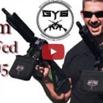 Full Auto 9mm Belt-Fed AR-15