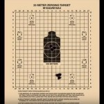 How to Zero Iron Sights with a 25 Meter Target