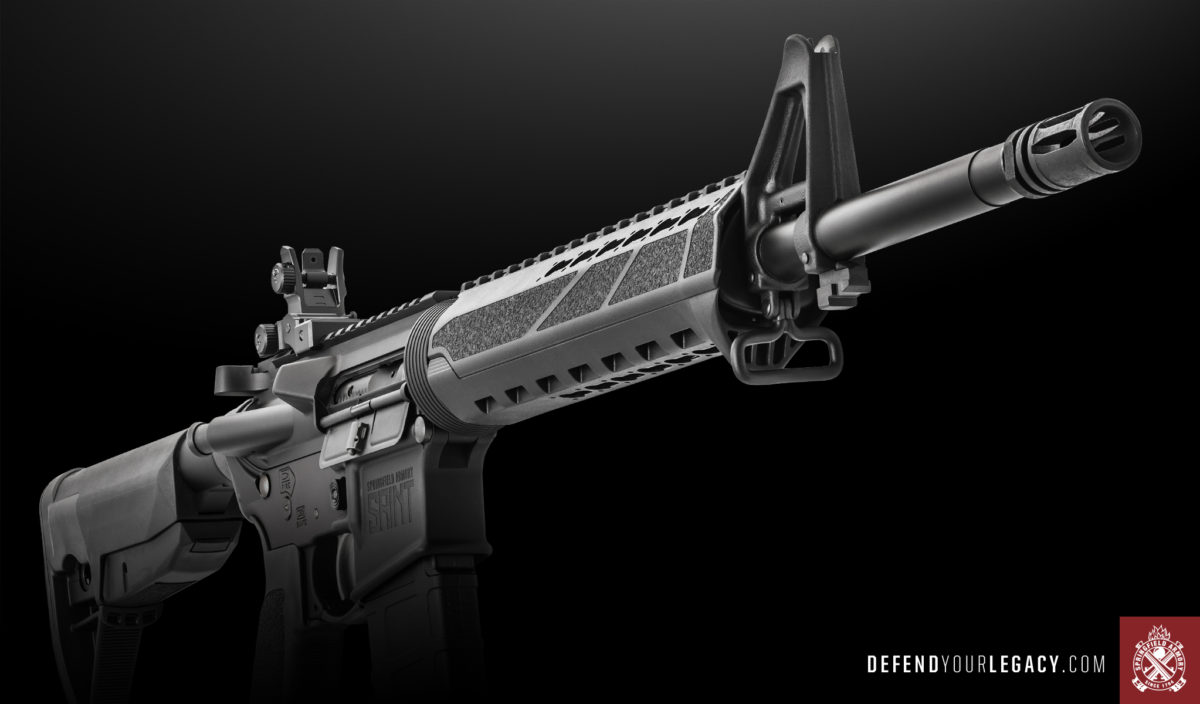 Springfield Armory SAINT AR-15 Personal Defense Rifle