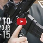How to Load Your AR-15 Rifle