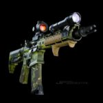 Joint Force Enterprises MultiCam Tropic AR-15 Rifle