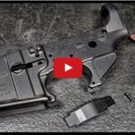 AR-15 Trigger Guard Installation