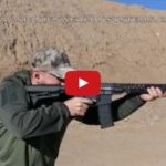 Sionics Weapon Systems AR-15 Range Test
