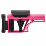 LUTH-AR MBA-1 Buttstock - Pink & Black