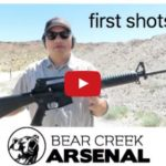 Bear Creek Arsenal Classic 20 AR-15 Rifle