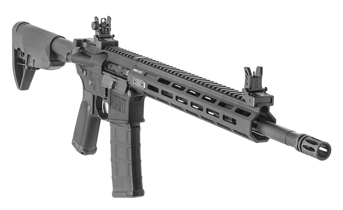 Springfield Armory SAINT AR-15 with Free Float Handguard