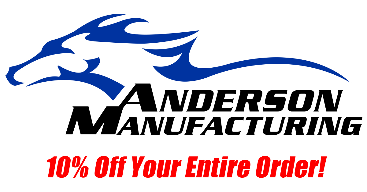 Anderson Manufacturing Discount - Coupon Code