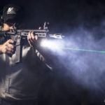 S&W M&P15T Rifle with Crimson Trace LiNQ Laser Sight and Light System