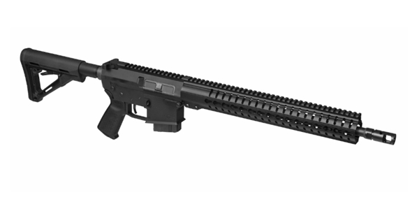 CMMG 6 5 Grendel MkW ANVIL Rifle