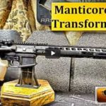 Manticore Arms Transformer Rail for AR-15