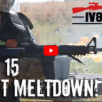 Smith & Wesson M&P15 Sport II Meltdown