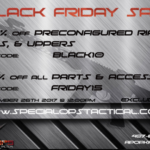SpecialOps Tactical Black Friday Sale