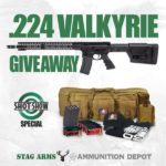 Stag 15 Valkyrie Rifle Giveaway