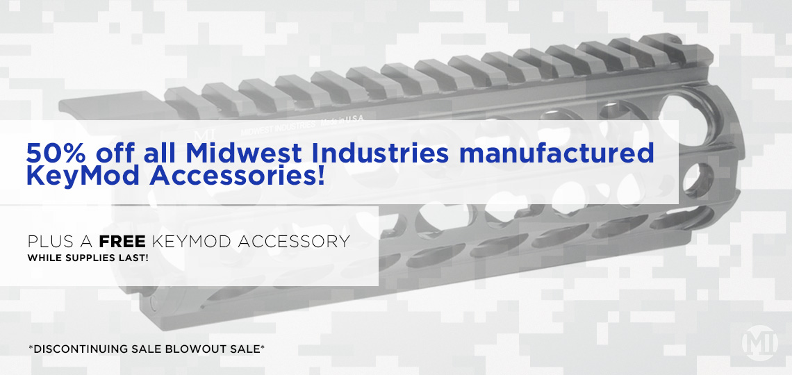 Midwest Industries KeyMod Sale