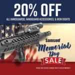 Samson Memorial Day Sale